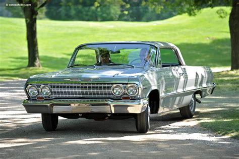 1963 Chevrolet Impala Z11 Conceptcarzcom