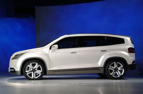 Chevrolet Orlando Picture by Chevrolet Orlando 9 High Quality Chevrolet Orlando