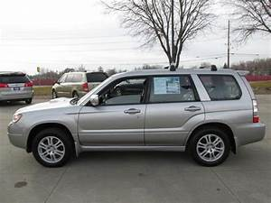 2006 Subaru Forester 4dr 2 5 Xt Limited Manual Awd Sport