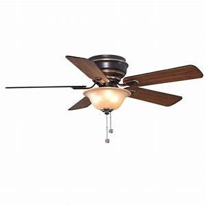 Hampton bay hawkins tarnished bronze ceiling fan