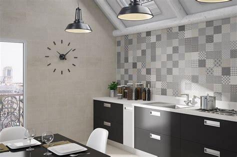 carreaux autocollants cuisine crédence cuisine carreaux de ciment patchwork et artistique