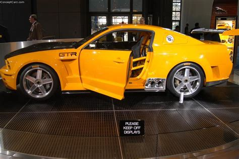 ford mustang gtr for 2005 ford mustang gt r image https www conceptcarz