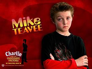 Mike Teavee   Charlie and the Chocolate Factory Wiki ...