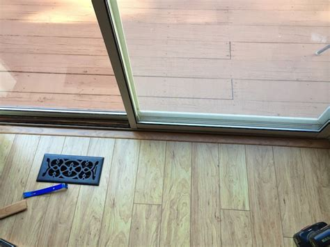 pergo flooring transitions door transition how to work out threshold transition between laminate tile 20130504 195352 jpg