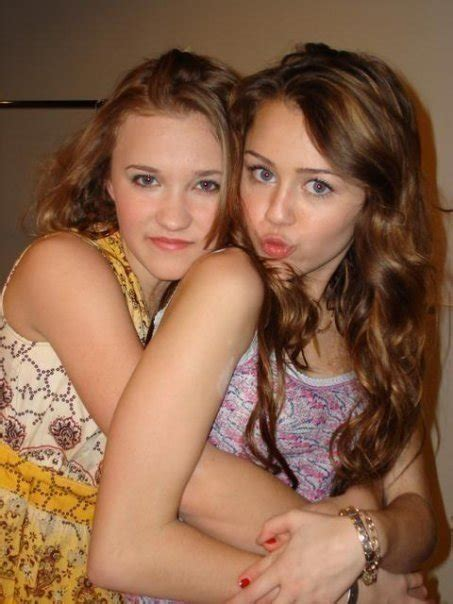 emily osment and miley miley cyrus and emily osment images emily and miley
