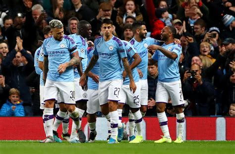 Aguero To Start, Stones In Defence   4-3-3 Manchester City ...