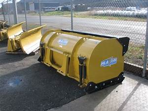 Snow Pushers Hla 3500 Series