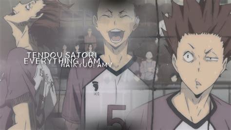 tendou satori    haikyuu amv youtube