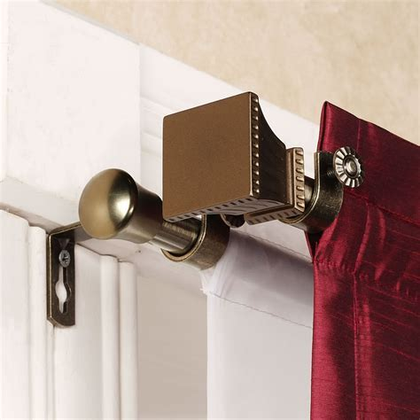 Magnetic Curtain Rods, Easy Way to Install Window Curtains