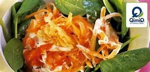 Salat Mit Spinat : spinat karotten salat mit sanddorndressing ~ Orissabook.com Haus und Dekorationen