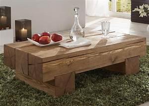 Couchtisch Holz Antik : couchtisch balken kiefer massiv gewachst tische pinterest couchtisch ~ Frokenaadalensverden.com Haus und Dekorationen