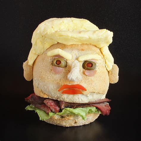 Funny Billboard Paintings food artist kasia haupt  funny sandwich monsters 1080 x 1080 · jpeg