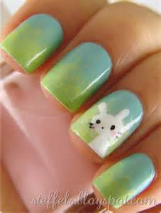 Insanely cute easter nail designs for your inspiration