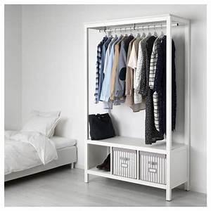 Ikea Offener Schrank : hemnes kleiderschrank offen wei las in 2019 mein look hemnes kleiderschrank ikea hemnes ~ Watch28wear.com Haus und Dekorationen