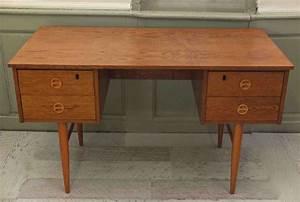 Bureau Type Scandinave : slavia vintage mobilier vintage bureau allemand des ann es 60 essential ~ Teatrodelosmanantiales.com Idées de Décoration
