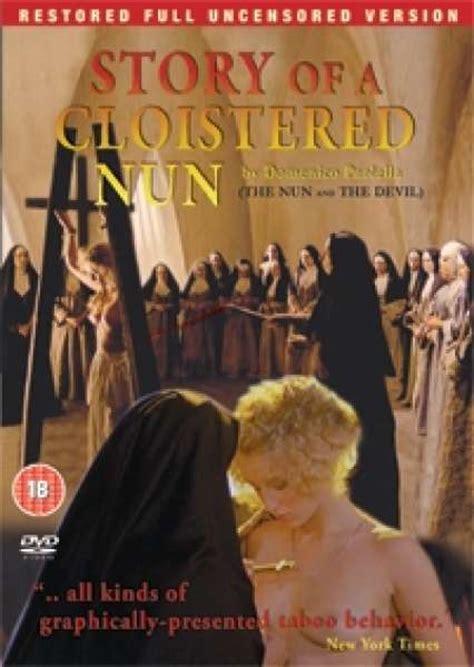 story   cloistered  dvd zavvi