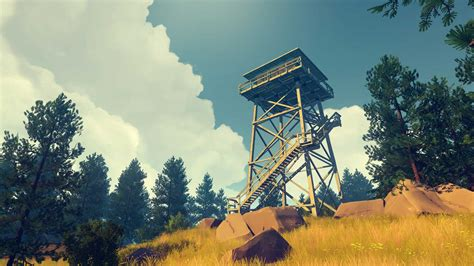 indie hit firewatch  coming  xbox   month vg