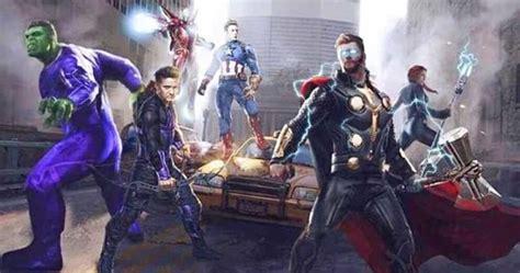 avengers endgame surprise characters revealed