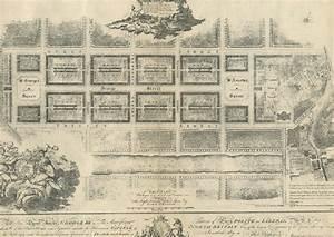 James Craig U2019s Original Plan Of Edinburgh U2019s New Town  1767