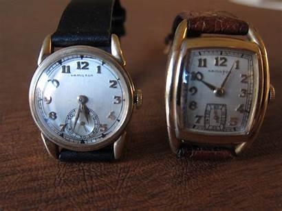 Hamilton Company Watches Endicott Servicing Nothing Every