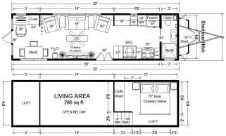 Micro Homes Floor Plans by Tiny House Floor Plans 32 Tiny Home On Wheels Design
