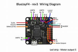 Fc Wiring Help    Quadcopter