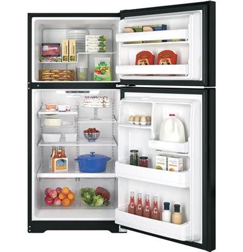 gegteeth energy star  cu ft top freezer refrigerator  appliances