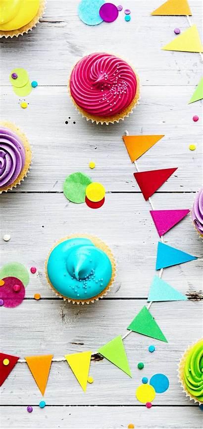 Celebration Cupcake 1440 Wallpapers