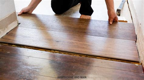 laying flooring everything you need to know about lvt flooring hawthorne and main