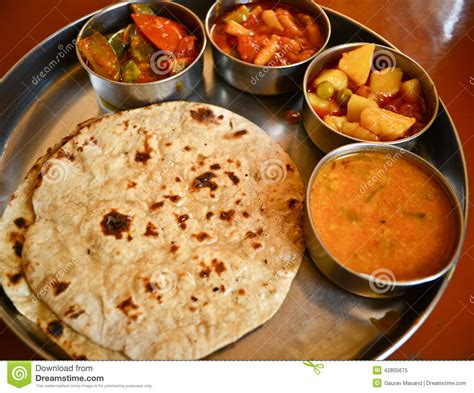 different indian cuisines indian food stock image image of salad naan rice