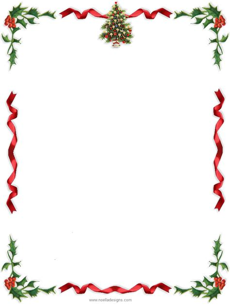 free christmas stationery 9 best images of printable school stationery unlined free printable school stationery free