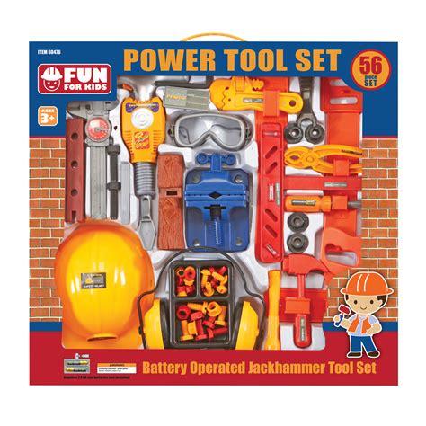 toy power tool set  pc