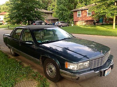 manual cars for sale 1995 cadillac fleetwood electronic valve timing 1995 cadillac fleetwood cars for sale
