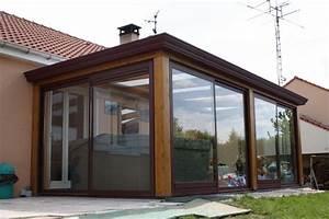 Veranda Leroy Merlin : veranda en kit bois veranda bois en kit leroy merlin ~ Premium-room.com Idées de Décoration