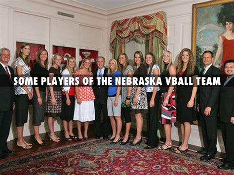 Nebraska Volleyball By Sydneymphipps