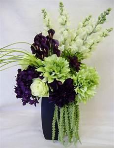 unique floral arrangements | ScentedSilks™ - Touch Of ...