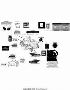 Troy Bilt 13wqa2kq011 Super Bronco 50  2015  Parts Diagram