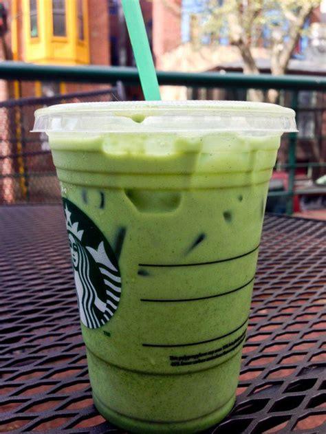 starbucks matcha drinks sweet matcha favorites
