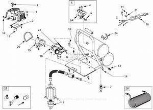 Campbell Hausfeld Fp2095 Parts Diagram For Air