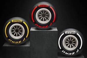 Only white, yellow and red band Pirelli F1 slicks in 2019 ...