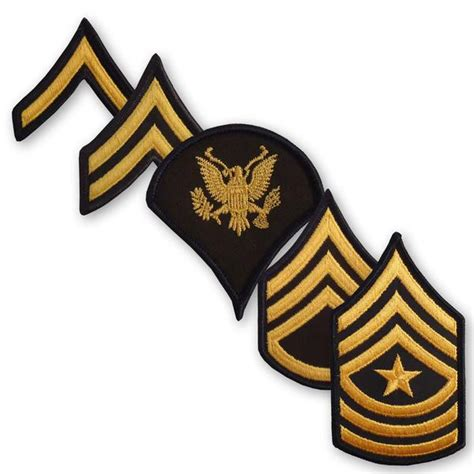 Military Awards And Decorations Rack Builder by Army Dress Blue Gold On Blue Enlisted Rank Male Size