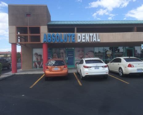absolute dental  south maryland parkway las vegas
