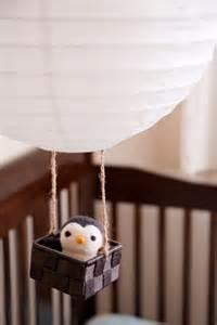 Penguin Nursery Mobile