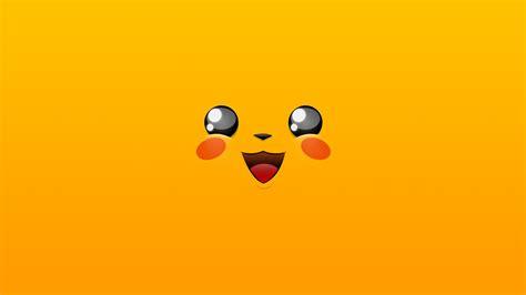 pikachu pokeman minimal wallpapers hd wallpapers id