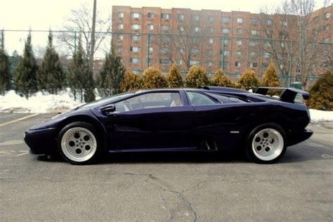 Purchase Used 2001 Lamborghini Diablo Replica 6.0 In
