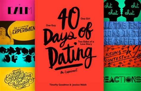 days  dating book