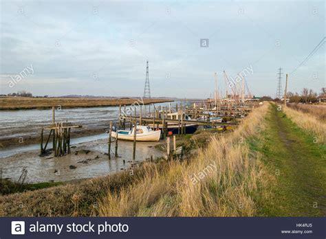 Boat Moorings In Kent mud moorings stock photos mud moorings stock images alamy