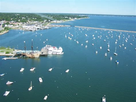 T-wharf Project, Plymouth Harbor Improvement