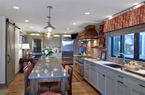 Low Country  Transitional  Kitchen  Charleston By