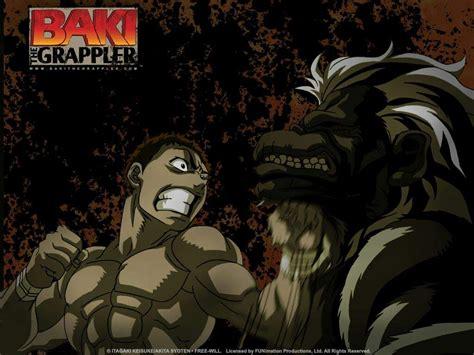 grappler baki anime hd badass of the week 2 yujiro hanma anime amino